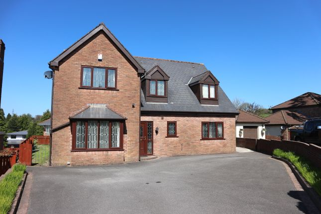 Thumbnail Detached house for sale in Y Graig, Pant, Merthyr Tydfil