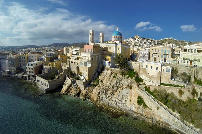 Thumbnail Detached house for sale in Ermoupolis, Syros - Ermoupoli, Syros, Cyclade Islands, South Aegean, Greece