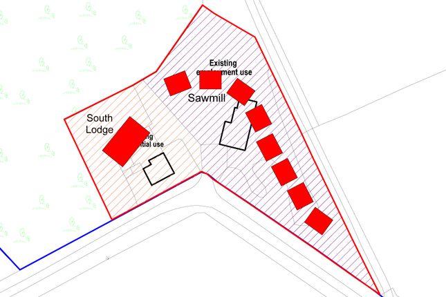 Thumbnail Land for sale in Building Plot, Southwaite, Carlisle