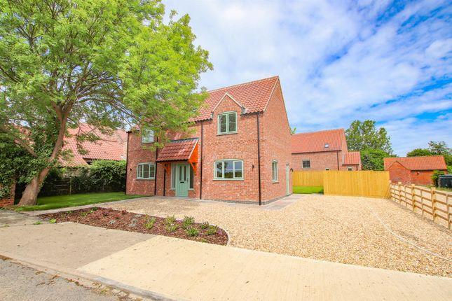 Thumbnail Detached house for sale in Royal Oak Lane, Aubourn, Lincoln