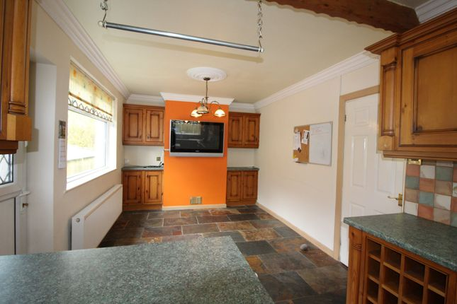 3 bedroom detached bungalow for sale in Christchurch, Aberbeeg, Abertillery