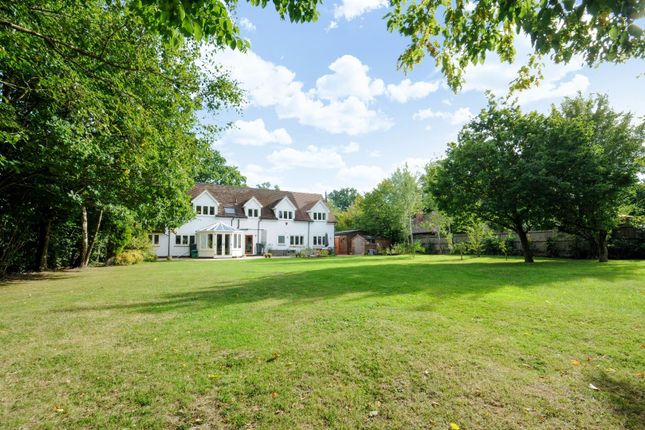 Thumbnail Detached house for sale in Pannells Ash, Hogswood Road, Ifold, Loxwood, Billingshurst