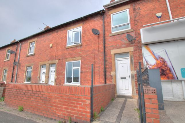 3 bed flat to rent in Hawthorn Terrace, Walbottle, Newcastle Upon Tyne NE15