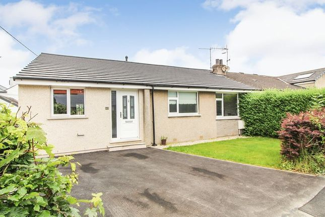 Thumbnail Semi-detached bungalow for sale in Trinity Drive, Holme, Carnforth