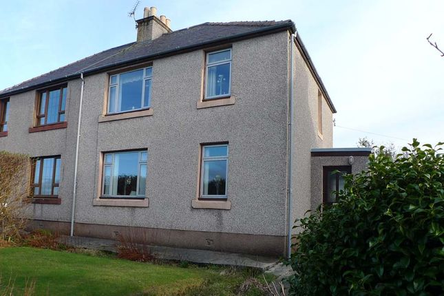 Thumbnail Semi-detached house for sale in 10 Westview Terrace, Stornoway, Isle Of Lewis