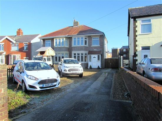 Thumbnail Property for sale in Bispham Road, Blackpool