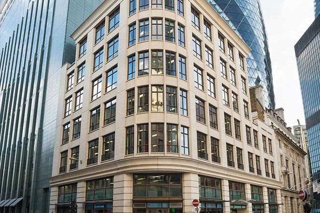 Thumbnail Office to let in 50 St Mary Axe No Street Name, London