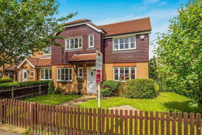 Thumbnail Semi-detached house for sale in Howard Way, Aylsham, Norwich
