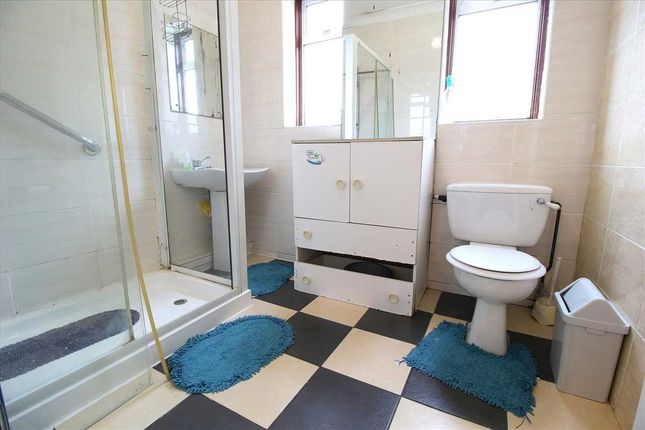 Shower Room of Ashurst Drive, Gants Hill, Ilford IG2