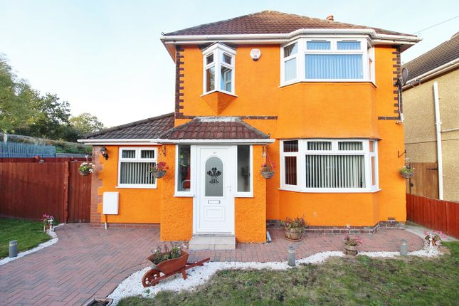 Thumbnail Detached house for sale in Somerton Road, Newport