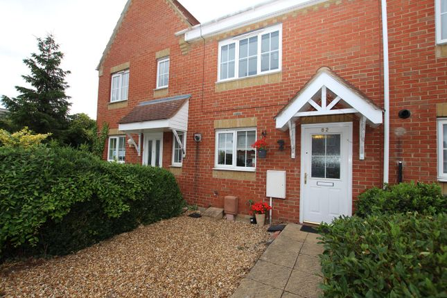 Thumbnail Terraced house for sale in Brunel Drive, Biggleswade