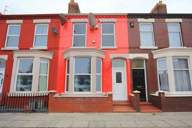 Thumbnail Semi-detached house for sale in Newhouse Road, Wavertree, Liverpool