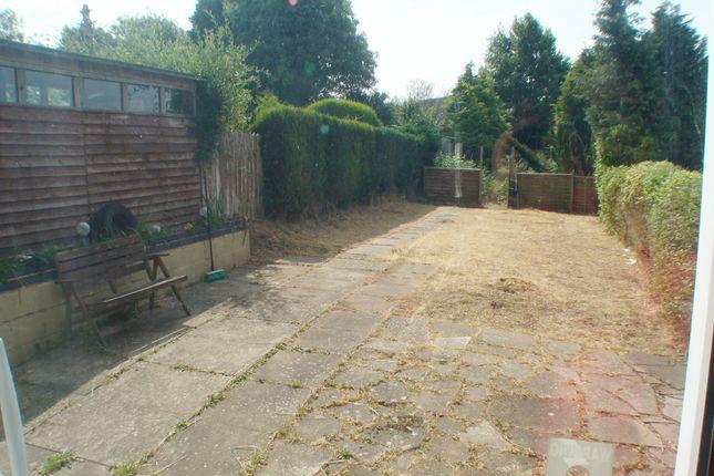 Garden of Dearmont Road, Longbridge B45