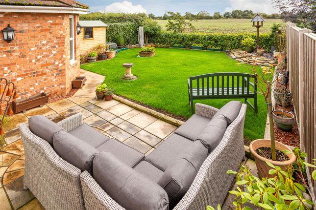 Garden of Highfield Grove, Bubwith, Selby YO8