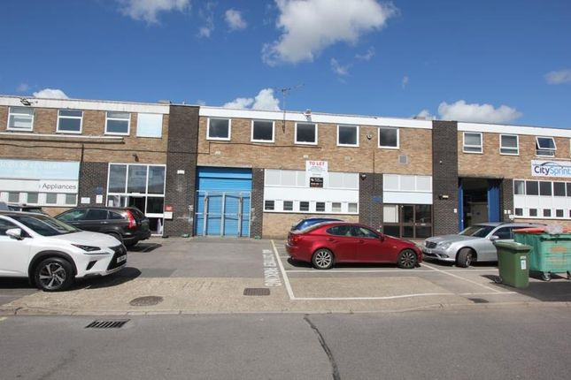 Thumbnail Industrial to let in Unit 10, Solent Industrial Estate, Shamblehurst Lane, Southampton