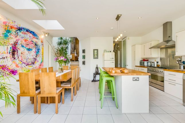 Thumbnail Terraced house for sale in Brodrick Road, London