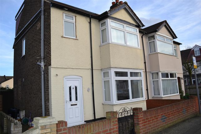 Thumbnail Semi-detached house to rent in Norfolk Road, Romford