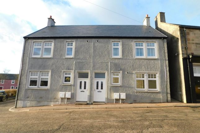 Thumbnail Flat for sale in Castlegate, Lanark
