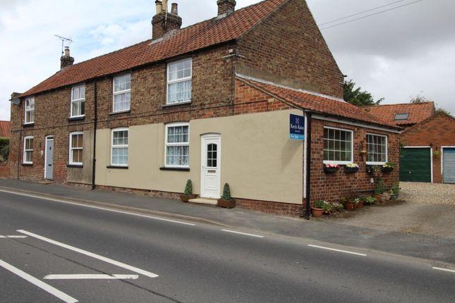 Thumbnail Semi-detached house for sale in Main Street, Wetwang, Driffield
