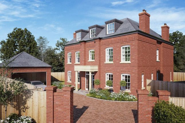 Thumbnail Detached house for sale in Cumnor Hill, Cumnor, Oxford