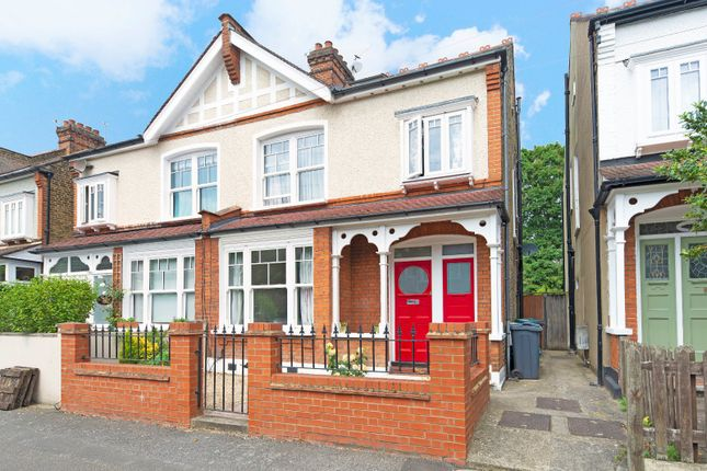 Thumbnail Semi-detached house to rent in Stanton Road, London