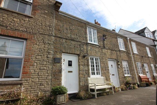 Thumbnail Terraced house to rent in Main Street, Bothenhampton, Bridport
