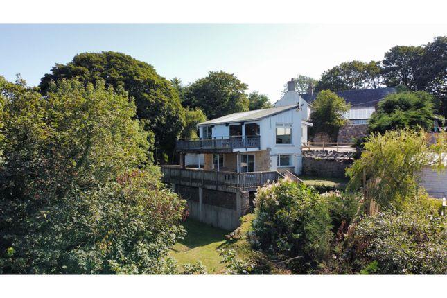 Thumbnail Detached bungalow for sale in Walton West, Haverfordwest