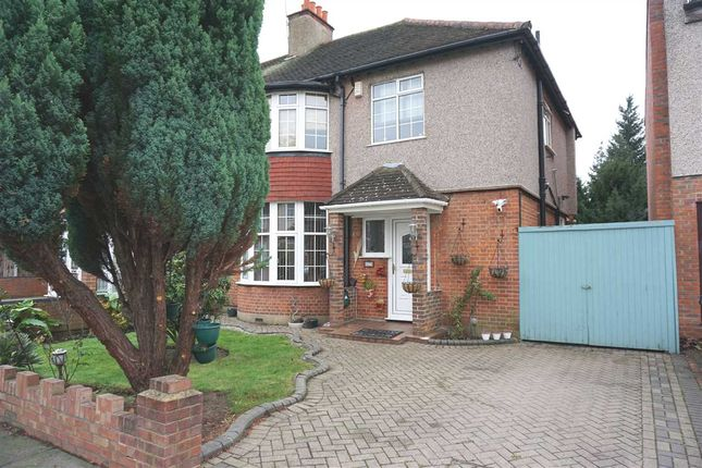 Thumbnail Semi-detached house to rent in Bassett Gardens, Osterley, Isleworth