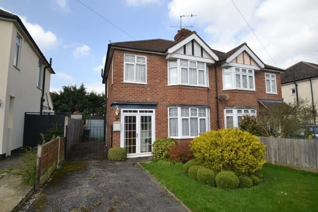 Semi-detached house for sale in Longfield Road, Chelmsford