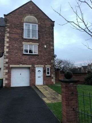 Thumbnail Town house to rent in Dacre Way, Cottom, Preston, Lancashire