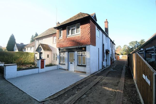 Thumbnail Flat to rent in Tilford Road, Rushmoor, Farnham