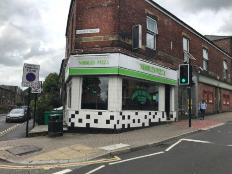 Restaurant/cafe for sale in Glossop Road, Sheffield