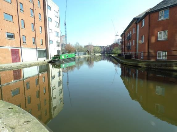 The Ashton Canal of 2 Ducie Street, Piccadilly, Manchester, Greater Manchester M1