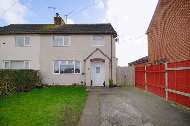 Thumbnail Semi-detached house for sale in 10 Mead Road, Chipping Sodbury, Bristol