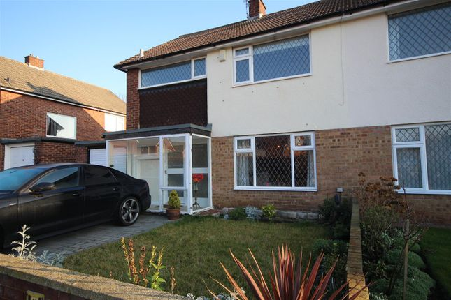 3 bed semi-detached house for sale in Farm Hill Road, Cleadon, Cleadon