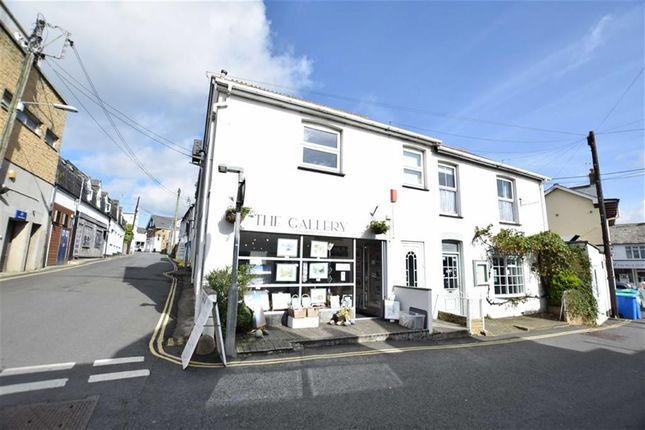 Thumbnail 1 bed property for sale in Belle Vue Avenue, Bude