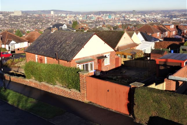Thumbnail Detached bungalow for sale in Cliffefield Road, Norton Lees