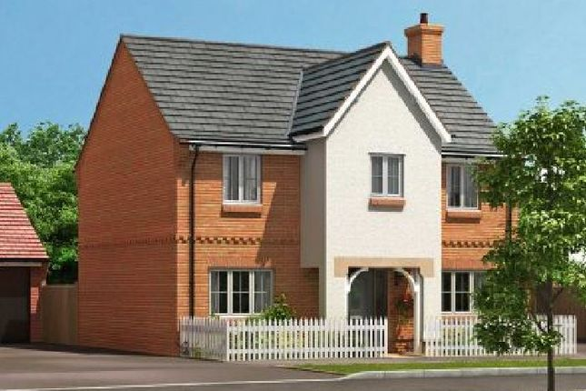 Thumbnail Detached house for sale in Winchester Road, Eastleigh, Hampshire
