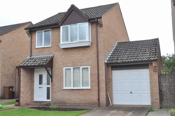 Thumbnail Detached house to rent in Culm Lea, Cullompton