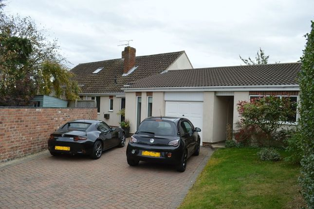 Thumbnail Detached bungalow for sale in Plough Lane, Fiskerton, Lincoln