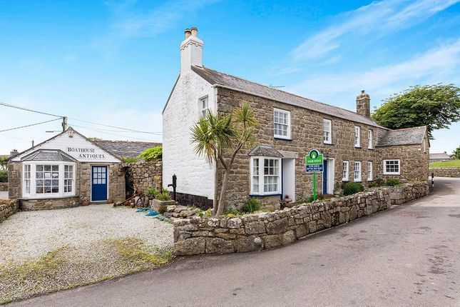 Thumbnail Detached house for sale in St. Buryan, Penzance