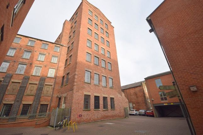 Thumbnail Flat for sale in Longs Mill, Brookbridge Court, Brook Street, Derby
