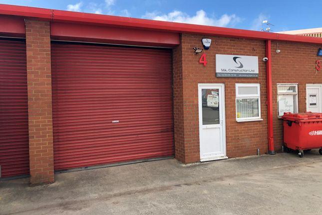 Thumbnail Industrial to let in Unit 4 Templars Way Industrial Estate, Marlborough Road, Royal Wootton Bassett