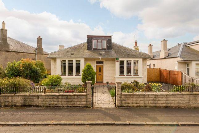 Thumbnail Detached bungalow for sale in 18 Hillview Road, Edinburgh