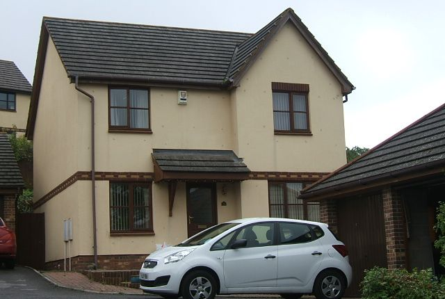 Thumbnail Detached house to rent in Shearwater Drive, Torquay