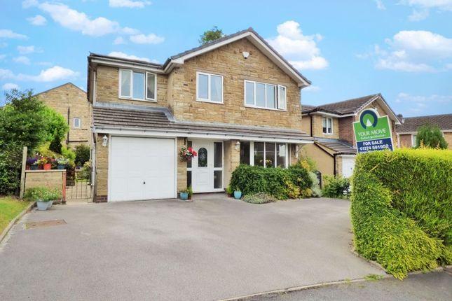 Thumbnail Detached house for sale in Westleigh Close, Baildon, Shipley