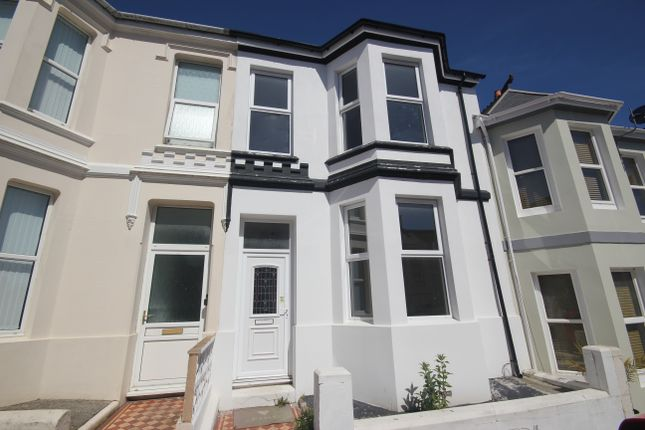 Thumbnail Terraced house to rent in Durham Avenue, Plymouth