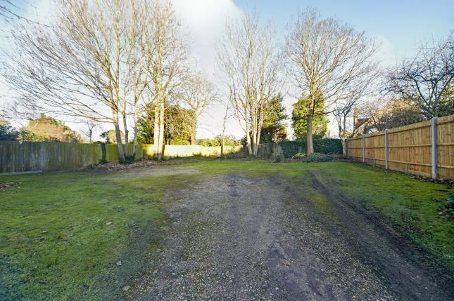Rear Gardens 2 of Albion Road, Sutton, Surrey SM2
