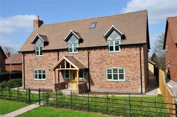 Detached house for sale in Bishampton, Pershore, Worcestershire
