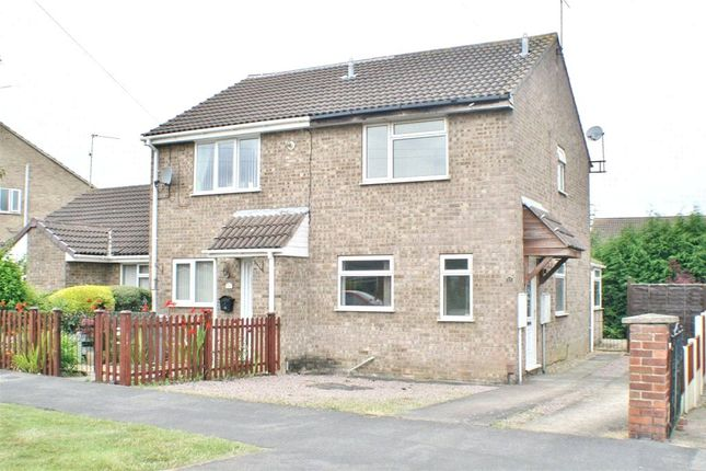 Thumbnail Semi-detached house to rent in Alma Park Road, Grantham